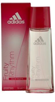 Adidas Fruity Rhythm Eau de Toilette para mulheres 50 ml