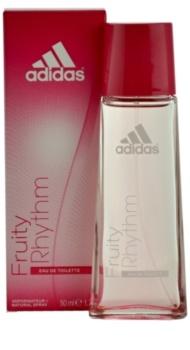 Adidas Fruity Rhythm Eau de Toillete για γυναίκες 50 μλ