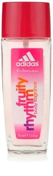 Adidas Fruity Rhythm déodorant avec vaporisateur pour femme 75 ml