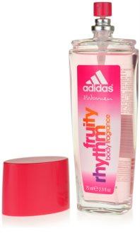 Adidas Fruity Rhythm Deo mit Zerstäuber Damen 75 ml