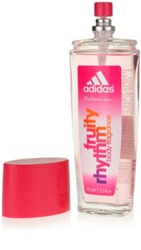 Adidas Fruity Rhythm Deo mit Zerstäuber für Damen 75 ml