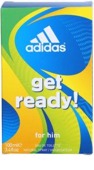 Adidas Get Ready! Eau de Toilette Herren 100 ml