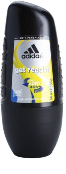 Adidas Get Ready! déodorant roll-on pour homme 50 ml