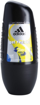 Adidas Get Ready! golyós dezodor férfiaknak 50 ml