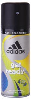 Adidas Get Ready! deospray pentru barbati 150 ml