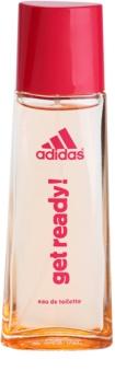 Adidas Get Ready! Eau de Toilette für Damen 50 ml