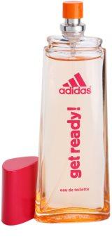 Adidas Get Ready! Eau de Toillete για γυναίκες 50 μλ