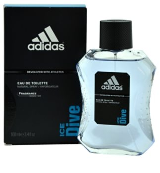 Adidas Ice Dive Eau de Toilette for Men 100 ml