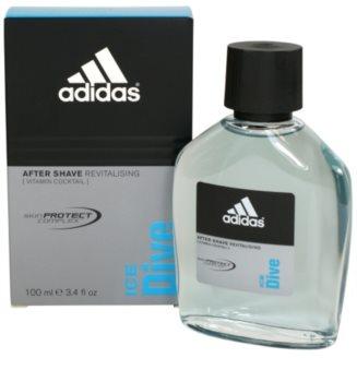 Adidas Ice Dive losjon za po britju za moške 100 ml