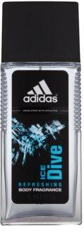 Adidas Ice Dive spray corporel pour homme 75 ml