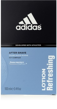 Adidas Skin Protect Lotion Refreshing voda po holení pre mužov 100 ml