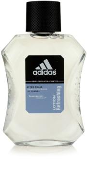Adidas Skin Protect Lotion Refreshing woda po goleniu dla mężczyzn 100 ml
