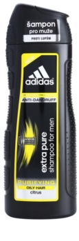 Adidas Extra Pure shampoing purifiant anti-pelliculaire