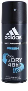 Adidas Fresh Cool & Dry desodorante en spray para hombre 150 ml