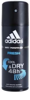 Adidas Fresh Cool & Dry dezodorant w sprayu dla mężczyzn 150 ml