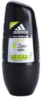 Adidas 6 in 1 Cool & Dry dezodorant w kulce dla mężczyzn 50 ml