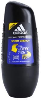 Adidas Sport Energy Cool & Dry deodorant roll-on pro muže 50 ml
