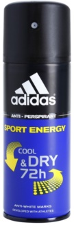 Adidas Sport Energy Cool & Dry deodorant Spray para homens 150 ml