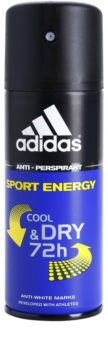 Adidas Sport Energy Cool & Dry desodorante en spray para hombre 150 ml