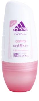 Adidas Control  Cool & Care deodorant roll-on pentru femei 50 ml