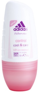 Adidas Control  Cool & Care deodorant roll-on za žene 50 ml