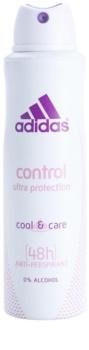 Adidas Control  Cool & Care dezodorant w sprayu dla kobiet 150 ml