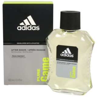 Adidas Pure Game Aftershave Water for Men 100 ml