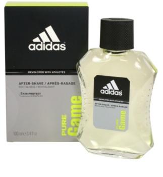 Adidas Pure Game voda po holení pre mužov 100 ml