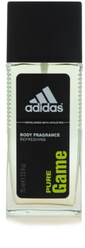 Adidas Pure Game Perfume Deodorant for Men 75 ml