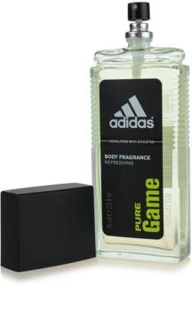 Adidas Pure Game spray dezodor férfiaknak 75 ml
