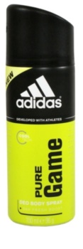 Adidas Pure Game Αποσμητικό σε σπρέι για άνδρες 150 μλ