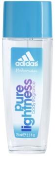 Adidas Pure Lightness Deo mit Zerstäuber Damen 75 ml