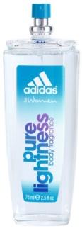 Adidas Pure Lightness deodorant s rozprašovačom pre ženy 75 ml