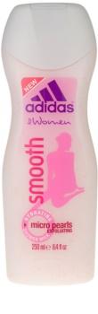Adidas Smooth creme de duche para mulheres 250 ml