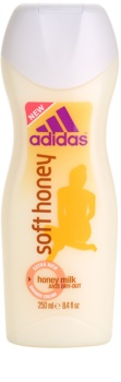 Adidas Soft Honey Dusch Creme für Damen 250 ml