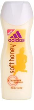 Adidas Soft Honey sprchový krém pre ženy 250 ml
