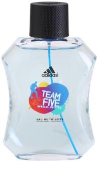 Adidas Team Five Eau de Toilette für Herren 100 ml