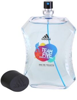 Adidas Team Five Eau de Toilette voor Mannen 100 ml