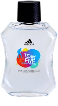 Adidas Team Five lotion après-rasage pour homme 100 ml