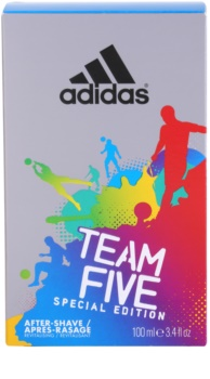 Adidas Team Five after shave pentru barbati 100 ml