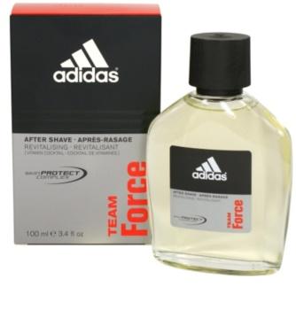 Adidas Team Force νερό για μετά το ξύρισμα για άνδρες 100 μλ
