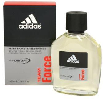 Adidas Team Force lotion après-rasage pour homme 100 ml