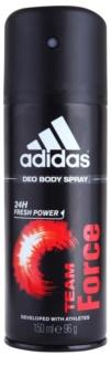 Adidas Team Force deodorant spray para homens 150 ml