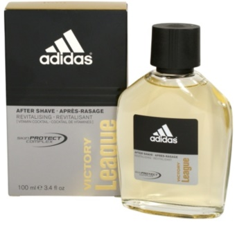 Adidas Victory League Aftershave Water for Men 100 ml