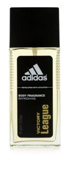 Adidas Victory League Deo met verstuiver voor Mannen 75 ml