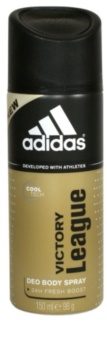 Adidas Victory League deodorant Spray para homens 150 ml
