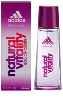 Adidas Natural Vitality eau de toilette pentru femei 50 ml