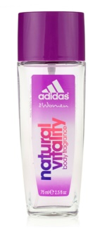 Adidas Natural Vitality дезодорант з пульверизатором для жінок 75 мл