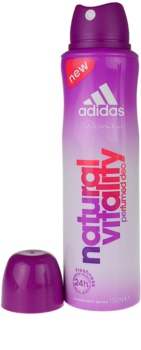 Adidas Natural Vitality deospray per donna 150 ml