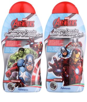 Admiranda Avengers Geschenkset I.